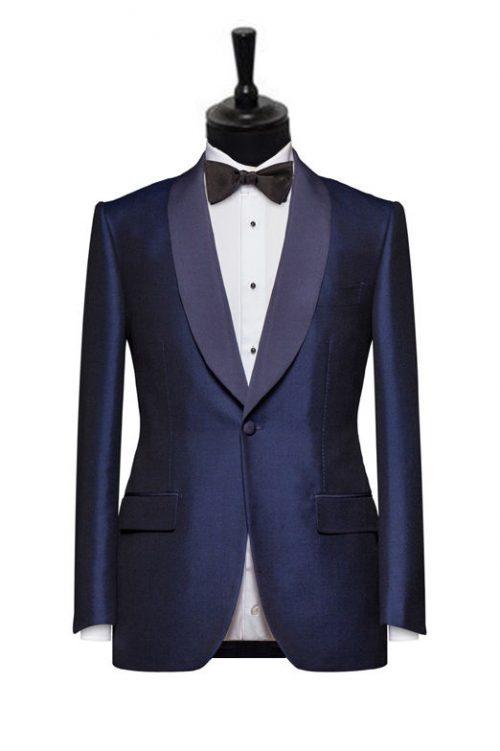smoking blue shawl gentlemens 2