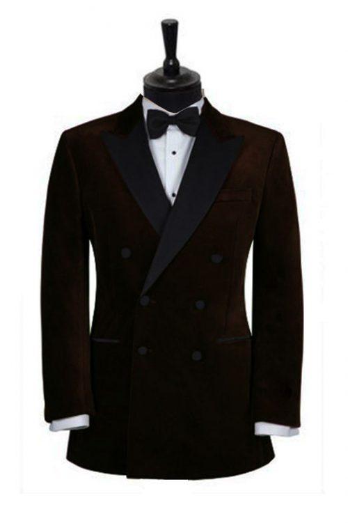 smoking catifea maro inchis 01 gentlemens tailoring 2018