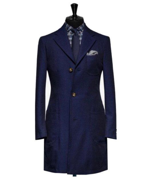 palton albastru 03